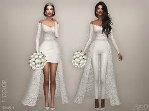 build a wedding dress wedding collection at beo creations sims 4 updates