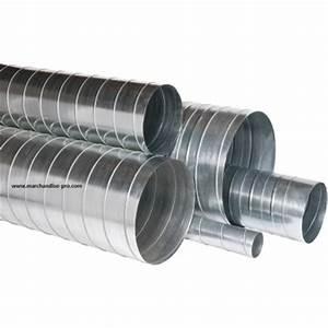 Gaine Ventilation Flexible : gaine galva spiral e rigide ventilation ~ Edinachiropracticcenter.com Idées de Décoration