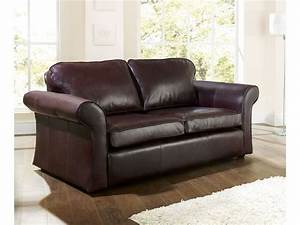 301 moved permanently With dark brown leather sofa bed