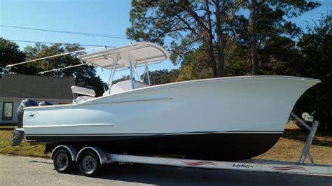 Center Console Boats Made In Nc by 2007 Gillikin 27 Custom Cc W Yamaha S 69 900 The