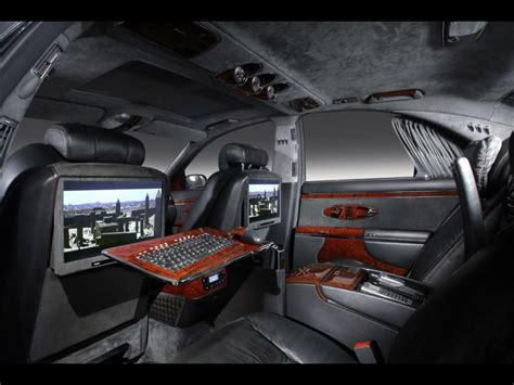 The Greatest Luxury Cars Interior Is Indeed Put In The