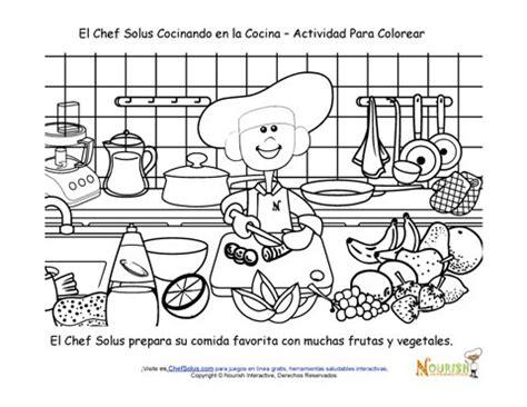 cocinar  los ninos pagina del chef solus