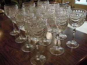 Verre En Cristal Prix : cristallerie de lemberg ou cristallerie lorraine 1925 1997 france le verre le cristal et ~ Teatrodelosmanantiales.com Idées de Décoration