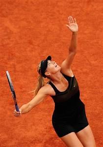 2012 French Open Maria Sharapova Bollywood And