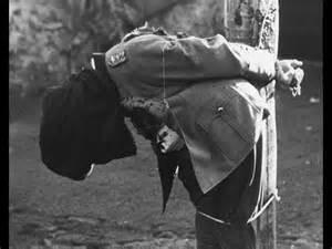 Anton Dostler Execution