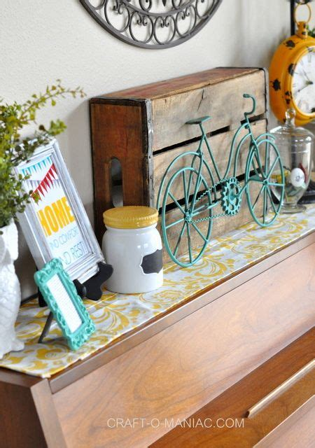 bicycle decor ideas  pinterest bicycle parts