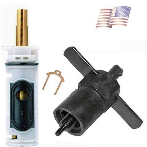 replacing moen kitchen faucet cartridge moen 1224 cartridge valve replacement faucet repair with