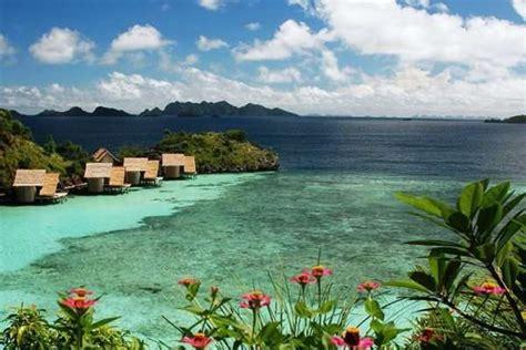 lokasi wisata pemandangan alam  indah  jawa tengah