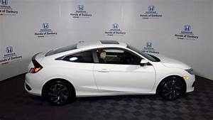 2017 Honda Civic Coupe LX-P CVT Coupe for Sale in Danbury ...