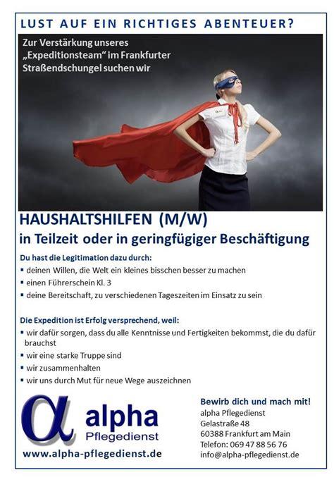 Aktuelles  Alpha Pflegedienst, Frankfurt