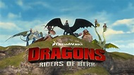 HTTYD TV Series © How To Train Your Dragon