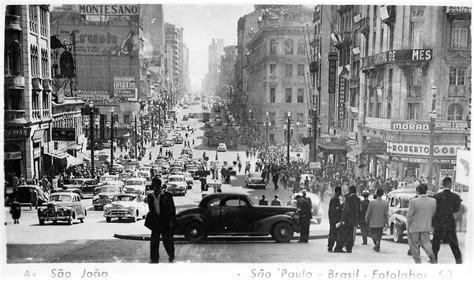 Sao Paulo In The 40s, 50s & 60s April 2013