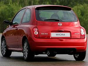 Nissan Micra 2005 : nissan micra 160sr 2005 picture 06 1600x1200 ~ Medecine-chirurgie-esthetiques.com Avis de Voitures