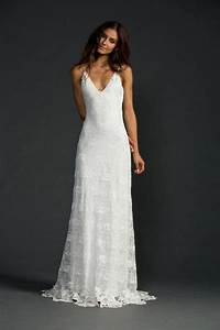 Casual wedding dresses for the minimalist modwedding for Casual dresses for wedding