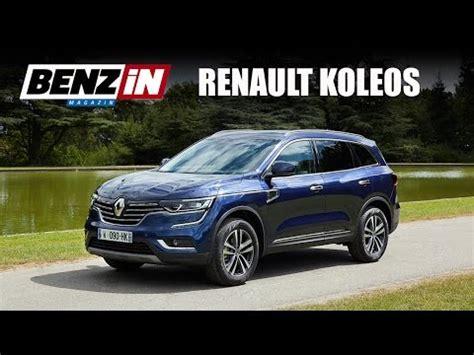 benzin rasenmä test 2017 renault koleos test s 252 r 252 ş 252 benzin tv 2016