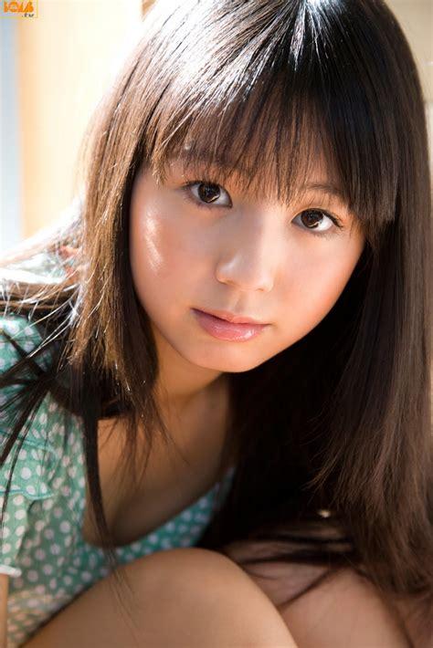 koike rina orange dotted japanese girls