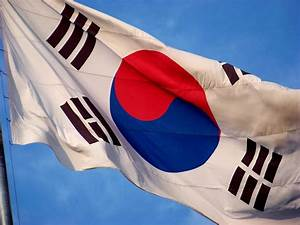 South Korea Flag Pictures