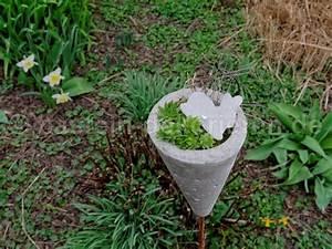 Windräder Für Den Garten : deko f r den garten aus beton archive basteln und dekorieren ~ Indierocktalk.com Haus und Dekorationen