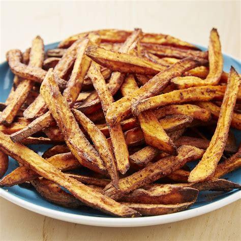 recipe sweet fries potato fryer air delish recipes