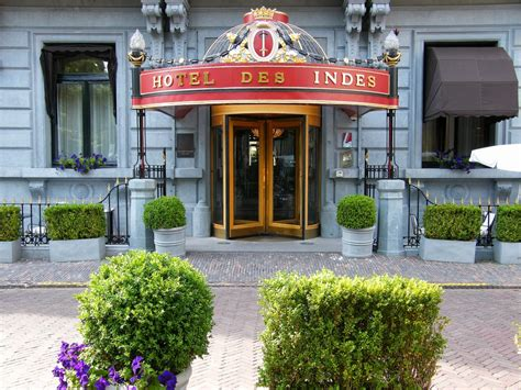 Hotel Des Indes Jigsaw Puzzle In Street View Puzzles On
