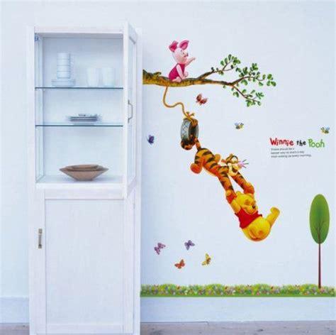 Wandtattoo Für Kinderzimmer Winnie Pooh by Werbung Winnie Pooh Wandtattoo F 252 R Das Kinderzimmer