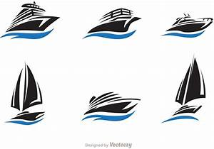 Fast Ship And Boat Vector Set - Download Free Vector Art ...