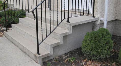 precast cement steps sectional steps barkman concrete ltd 1624