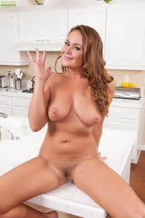 in the kitchen with redhead milf elexis monroe moms archive