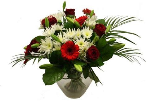 afbeelding bloemen met dier bol verjaardag bloemen boeket rood blush