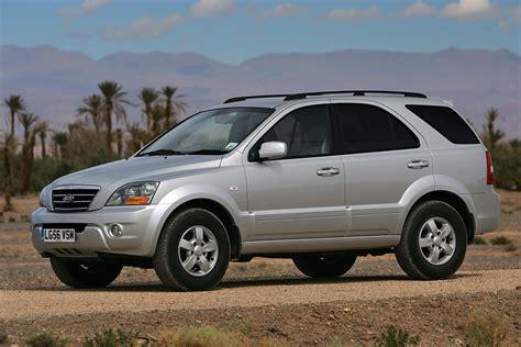 Kia Sorento 2003 Reviews by Kia Sorento Station Wagon 2003 2009 Photos Parkers