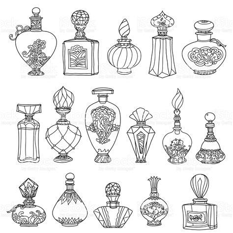 fantasy vintage perfumes mandala pattern  adult