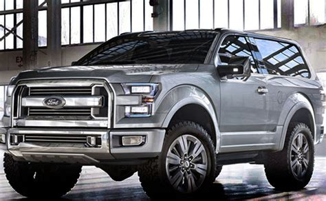 When Is The New Ford Bronco Coming Out by 2018 Ford Bronco Concept And Specs 2019 2020 Cars