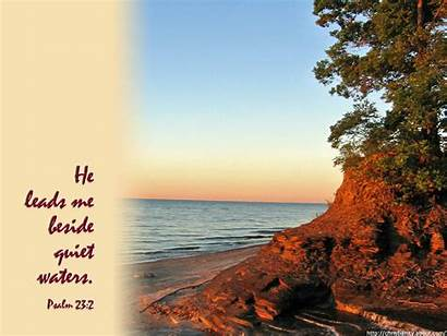Bible Psalm Christian Verse Wallpapers Verses Desktop