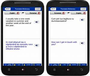 language card romanian english android tablet smart phone With romanian to english document translation