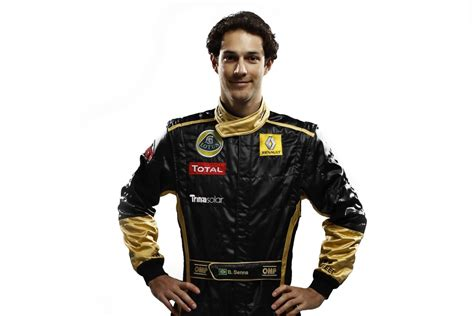Bruno Senna Signs Reserve Driver Deal With Lotus Renault