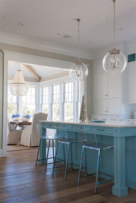 New Beach House with Coastal Interiors   Home Bunch