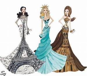 17 Best images about Pretty Fashion Sketches on Pinterest ...