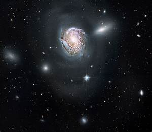 Types Of Galaxies In The Universe | NGC-4911 | Types Of ...