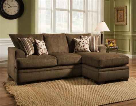 American Furniture Sofa by American Furniture 3657 1661 Cornell Cocoa Sofa Chaise