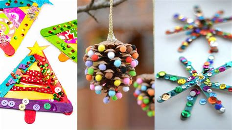 easy  effective christmas craft projects  kids