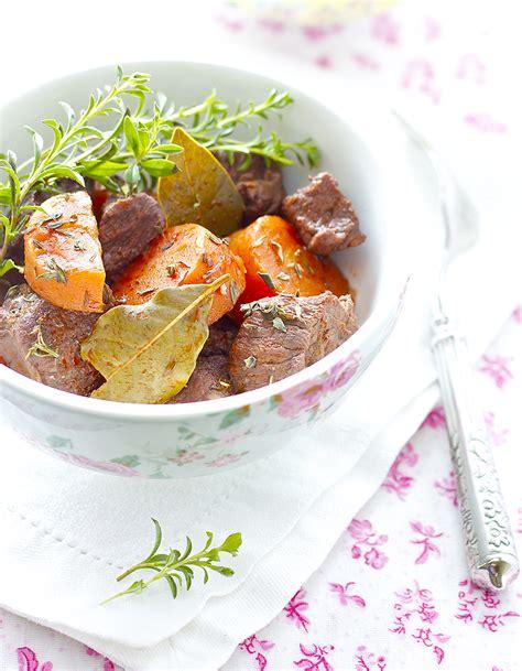 recette de cuisine thermomix bœuf bourguignon facile thermomix pour 6 personnes