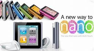 Fort Really: Apple iPod Nano 6th Generation