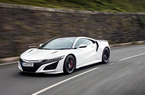 Honda NSX Review (2017) | Autocar