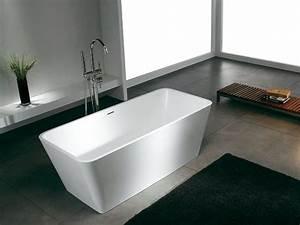 Moderne Freistehende Badewannen : badewanne freistehend an wand ~ Sanjose-hotels-ca.com Haus und Dekorationen