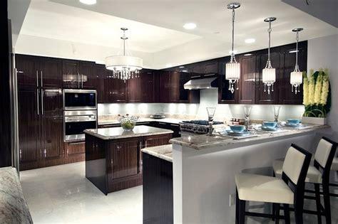 Ritz Carlton  Contemporary  Kitchen  Miami  By Britto