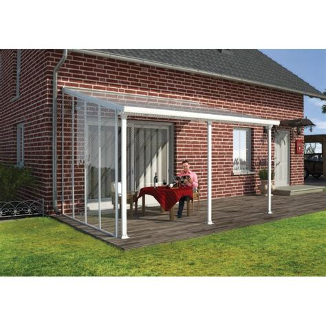 palram 10 feria patio cover sidewall kit hg9001