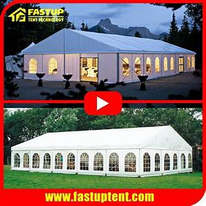 China Wedding Party Event Marquee Tent Canopy 3x6m 6x12m