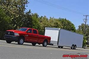 Island Towing Maui  2015 Dodge Ram 2500 Towing Capacity