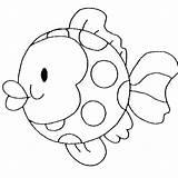 Fish Coloring Printable Educative Fische Ausdrucken Aquarium Kidscolouringpages Ausmalbilder Bestappsforkids Malvorlagen sketch template