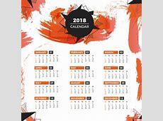 Printable Calendar 2018 Wallpaper View HD Image of